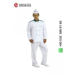 AŞÇI TAKIM - Aşçı Takım Garnili Model